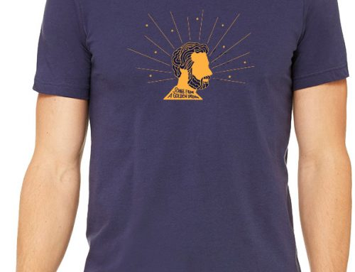 New 'Songs From A Golden Dream' T-Shirts