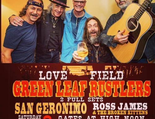 Western Weekend with Green Leaf Rustlers