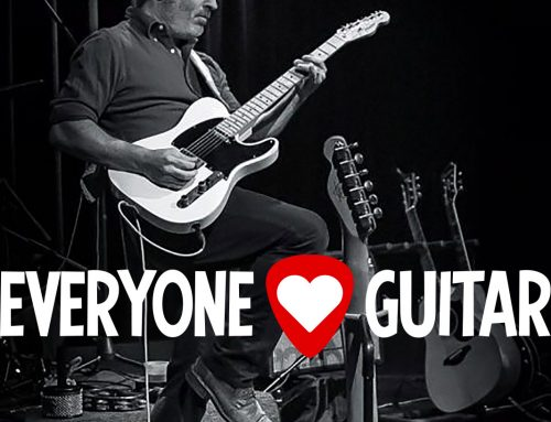 Everyone Loves Guitar Podcast
